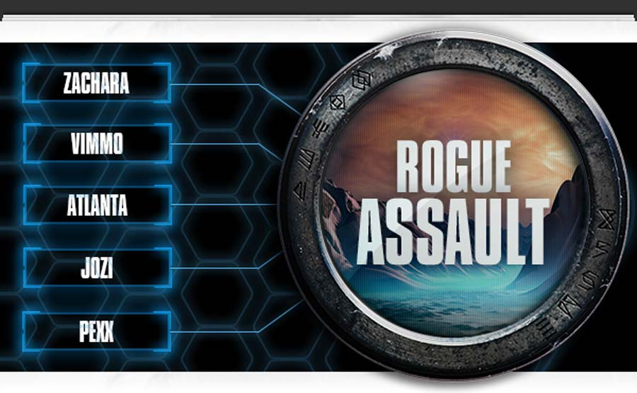 Kaboo Rogue Assault promo