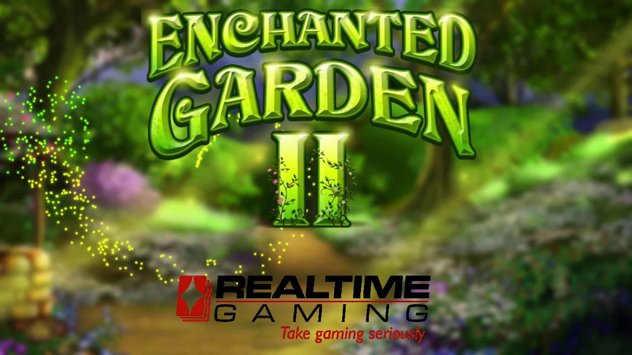 Enchanted Garden II slot from RTG