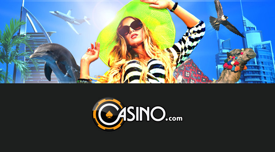 Dubai Dream promotion at Casino.com