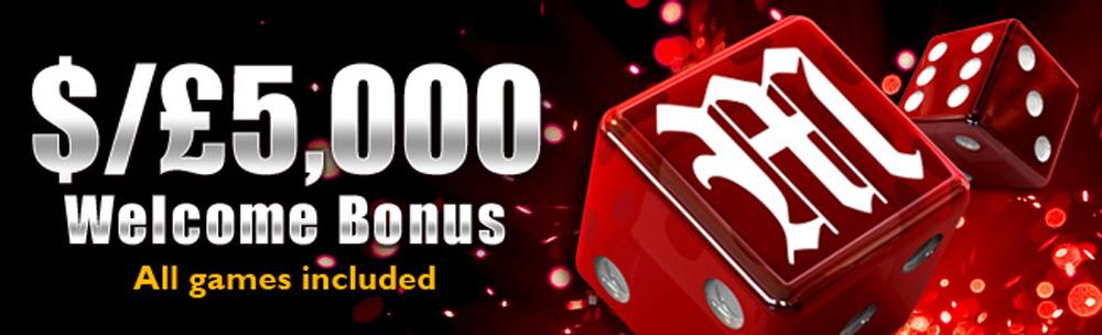 Mansion casino big winner and welcome bonus
